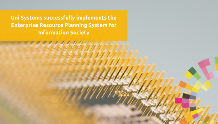 Enterprise Resource Planning (ERP) System for the Information Society (KtP)